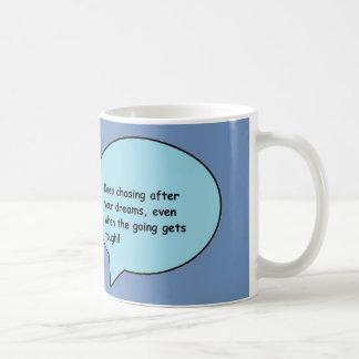 Citas inspiradas taza de café