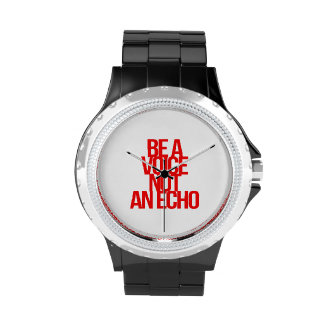 Citas inspiradas y de motivación relojes