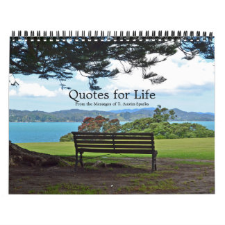Citas para la opción E del calendario de la vida