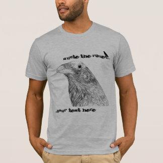 Cite la camiseta de los hombres adaptables del