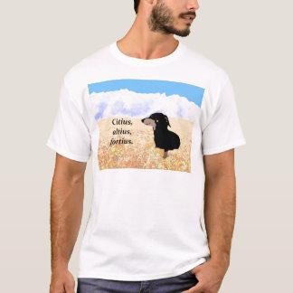 Citius, Altius, Fortius. Camiseta