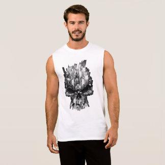 city 3D Camiseta Sin Mangas
