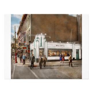 Ciudad - Amsterdam NY - hamburguesas 5 centavos Flyer