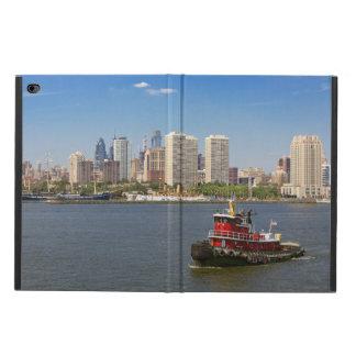Ciudad - Camden, NJ - la ciudad de Philadelphia Funda Para iPad Air 2