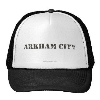 Ciudad de Arkham apenada Gorros