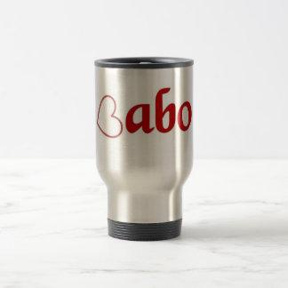 Ciudad de Babo Taza De Café