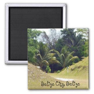 Ciudad de Belice, Belice Imán