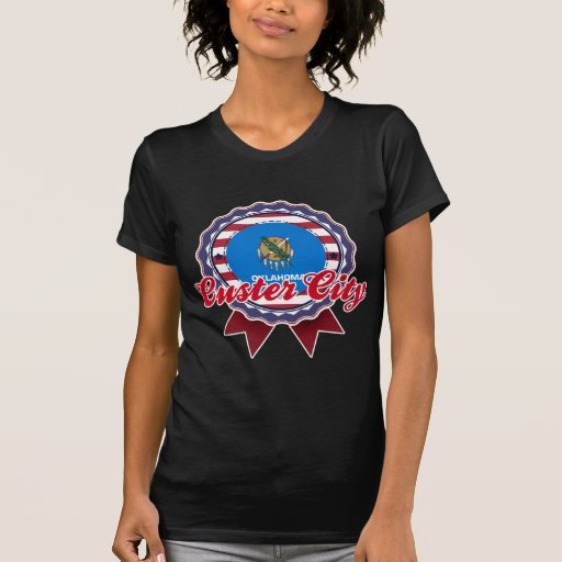 Ciudad de Custer, AUTORIZACIÓN Camisetas