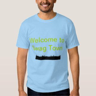 Ciudad de Dat del Swag Camisas