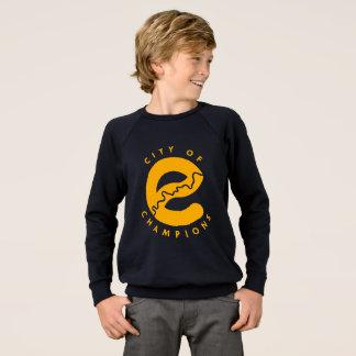 Ciudad de Edmonton de la camiseta de los campeones