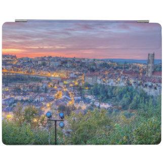 Ciudad de Fribourg, Suiza Cover De iPad