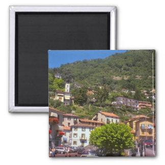Ciudad de la ladera, Bellaggio Imán Cuadrado