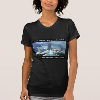 Ciudad de la torre camiseta