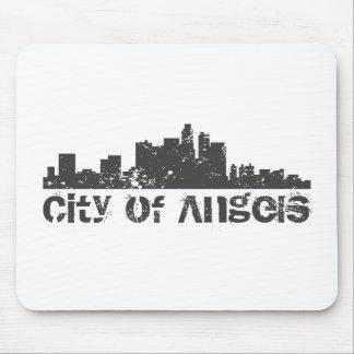 Ciudad de los ángeles (Los Ángeles) Alfombrilla De Ratón