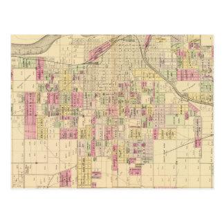 Ciudad de Omaha, Nebraska Postal