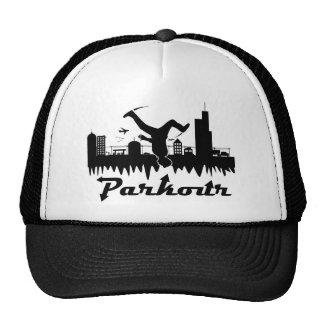 Ciudad de Parkour Gorra