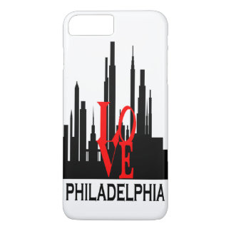Ciudad de Philadelphia Funda iPhone 7 Plus