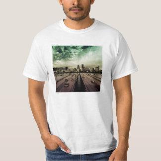 Ciudad de Rasta Camiseta