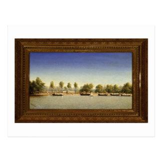 Ciudad de Sacramento, julio de 1849 Postales