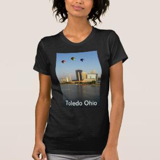 Ciudad de Toledo Ohio Camisetas