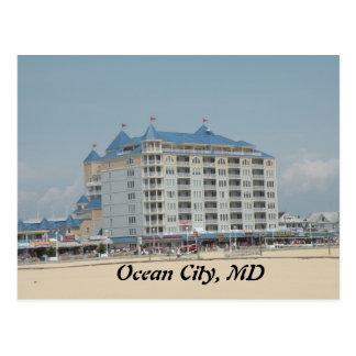 Ciudad del océano, postal del MD