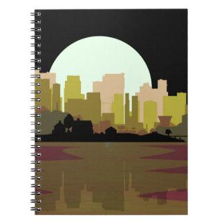 Ciudad del rayo cuaderno
