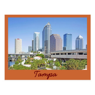 Ciudad más grande siguiente de Tampa, América Postal