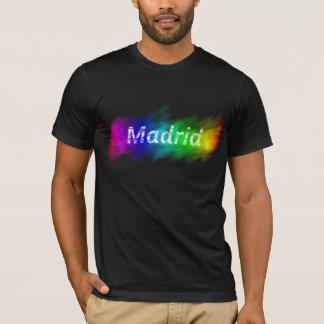 Ciudad orgullosa de Madrid Camiseta