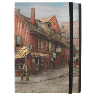 Ciudad - PA - pescados y disposiciones 1898