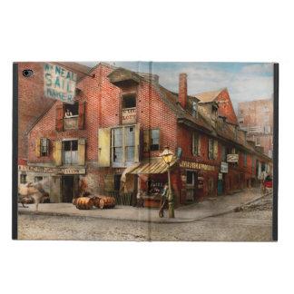 Ciudad - PA - pescados y disposiciones 1898 Funda Para iPad Air 2