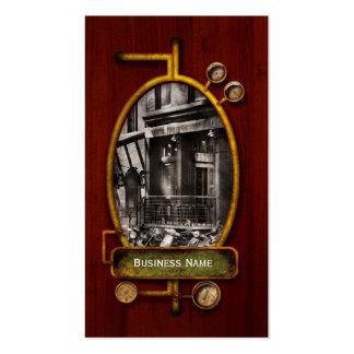 Ciudad - puerto del sur de la calle - bingo 220 tarjetas de visita