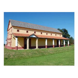 Ciudad romana de Wroxeter Postal