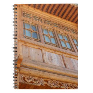 Ciudad vieja tibetana de Amdo nueva Cuaderno