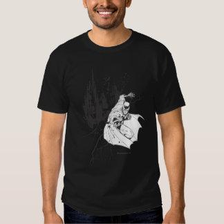 Ciudad y raíces de Batman Camisetas