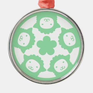 Clan de la alpaca ornamente de reyes