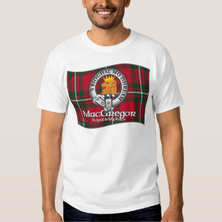 Clan de MacGregor Camisetas