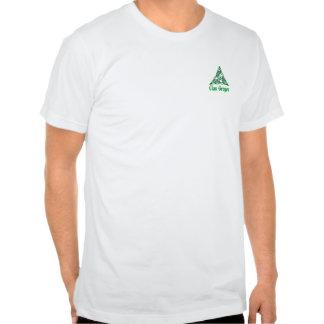 Clan Gregor Camiseta