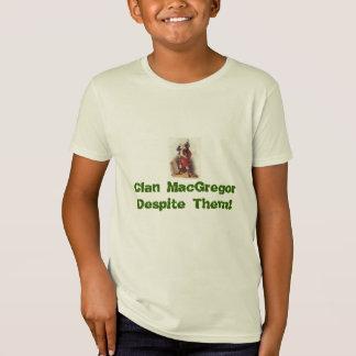 ¡Clan MacGregor a pesar de ellos! Niño Camiseta