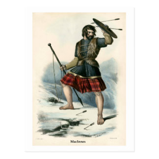 Clan MacInnes Postal