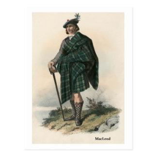 Clan MacLeod Postal