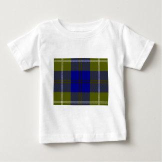 Clan Oliphant del tartán Camiseta De Bebé