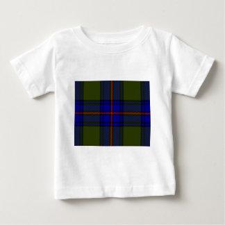 Clan Shaw del tartán Camiseta De Bebé