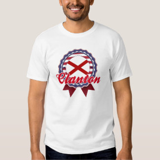 Clanton, AL Camisetas