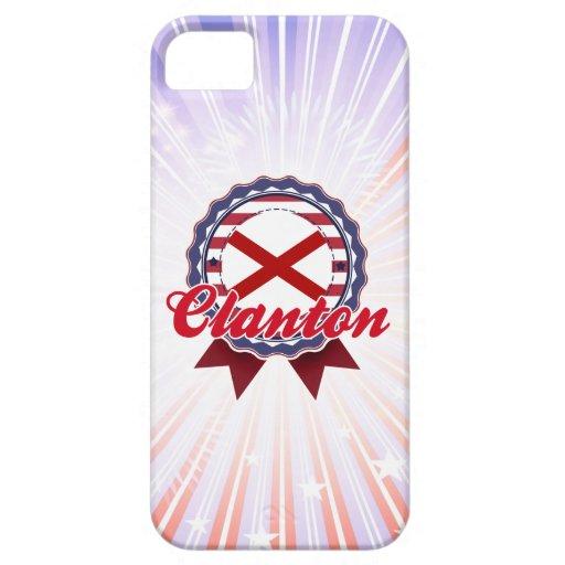 Clanton, AL iPhone 5 Case-Mate Carcasas