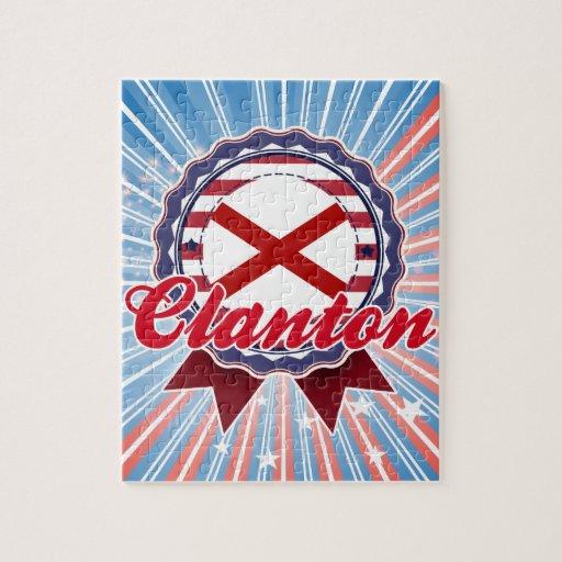 Clanton, AL Puzzle Con Fotos