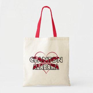 Clanton, Alabama Bolsas