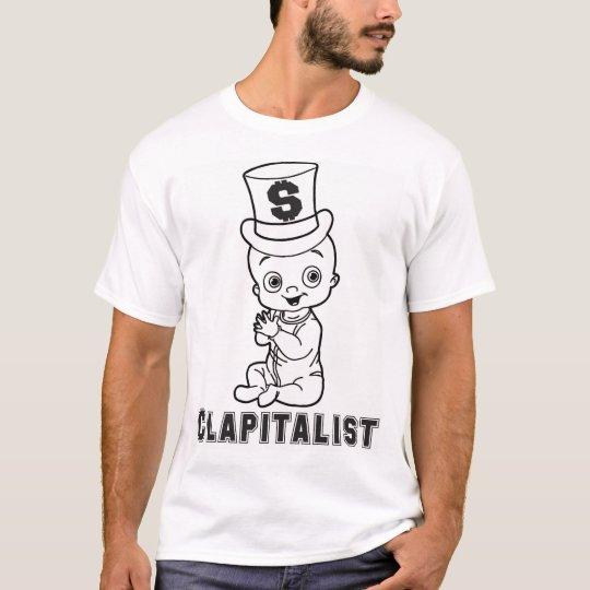 Clapitalist Camiseta