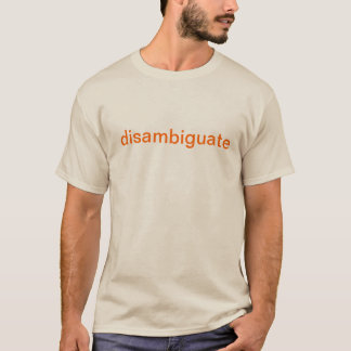 Clari-Camiseta Camiseta