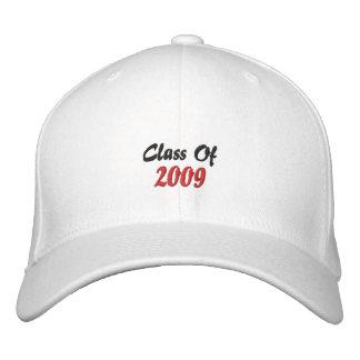 """Clase de, """"2009"""" - gorras bordados gorra de béisbol"""