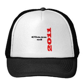Clase de 2011 gorra